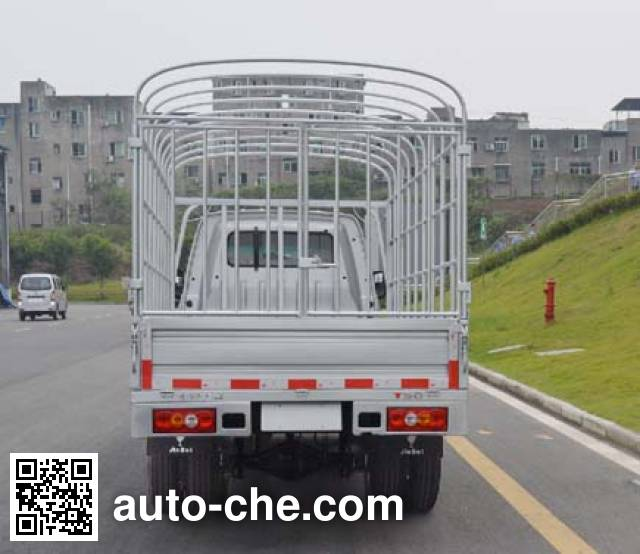 Jinbei SY5033CCY-LC6AT stake truck