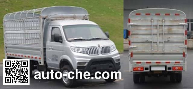 Jinbei SY5034CCY-YC6AT грузовик с решетчатым тент-каркасом