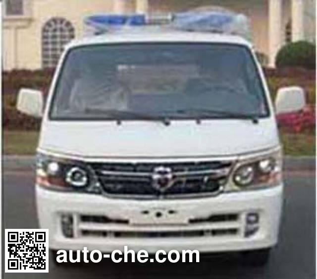Jinbei SY5033XJH-D4SBH ambulance
