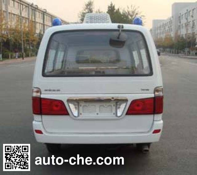 Jinbei SY5033XJH-X2SBH ambulance