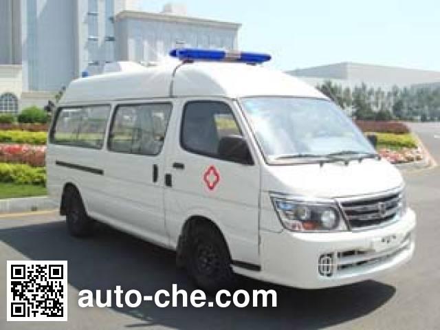 金杯牌SY5033XJHL-D3S1BH救护车