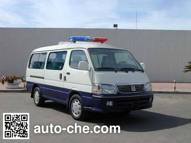 Jinbei SY5033XKC-BC investigation team car
