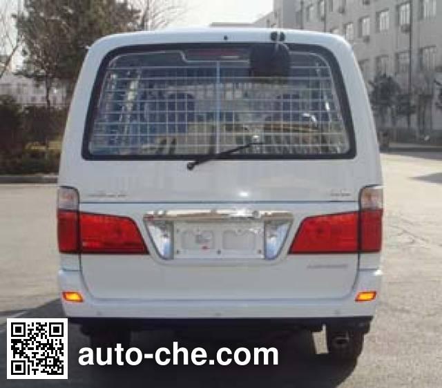 Jinbei SY5033XQC-D4S1BH prisoner transport vehicle