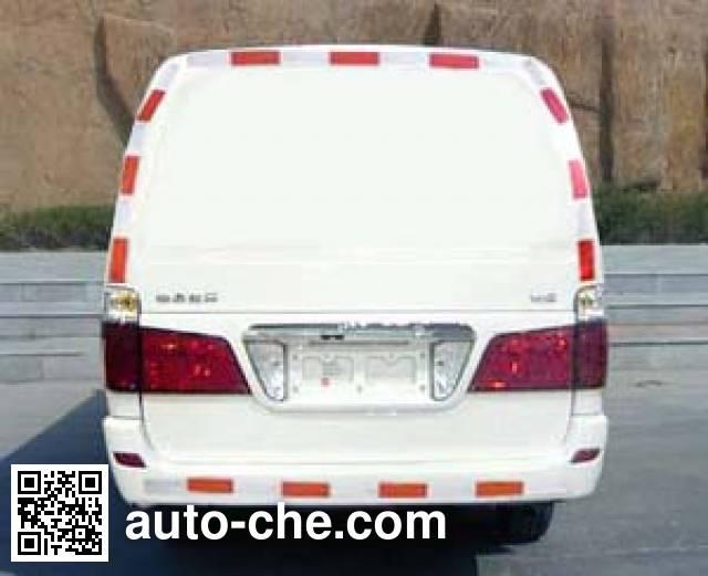 Jinbei SY5033XXH-P1SH van truck