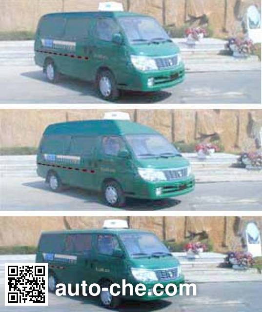 Jinbei SY5033XYZ-U3SBH postal vehicle