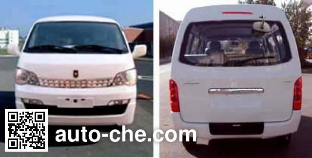 Jinbei SY5034XBYL-MSBH funeral vehicle