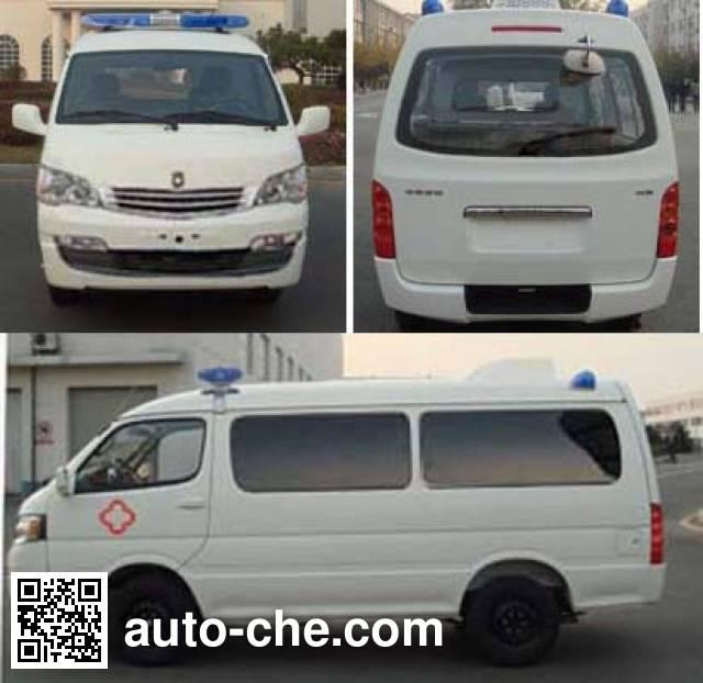 Jinbei SY5034XJH-D3S1BH ambulance