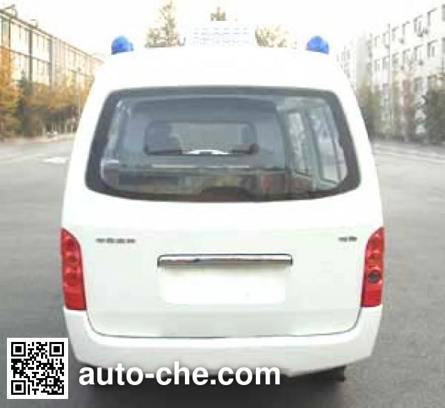Jinbei SY5034XJHL-X2SBH ambulance