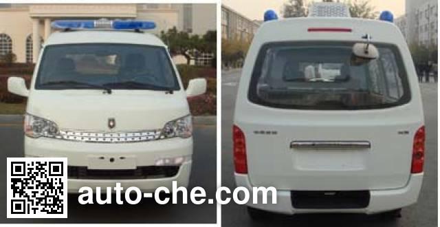 Jinbei SY5034XJH-X2SBH ambulance