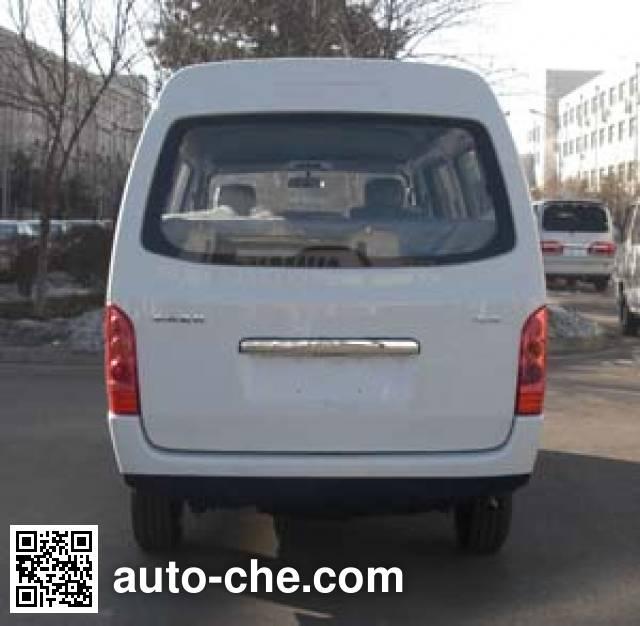 Jinbei SY5034XKCL-MSBH investigation team car