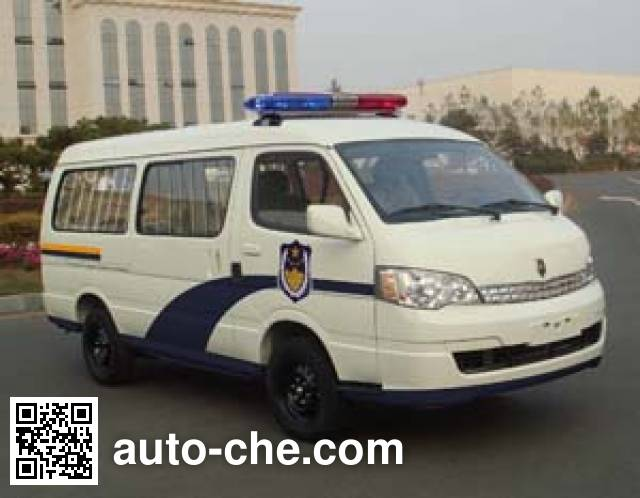 Jinbei SY5034XQC-X4SBH prisoner transport vehicle