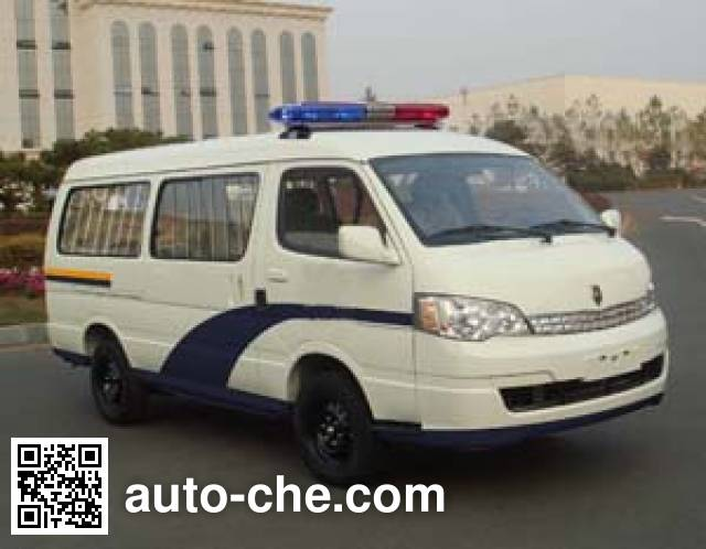 Jinbei SY5034XQCL-W1SBH prisoner transport vehicle
