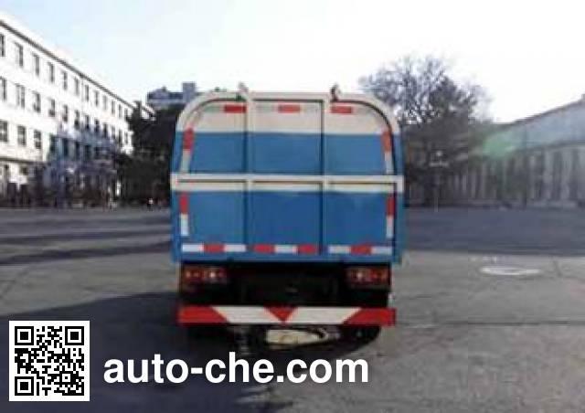 Jinbei SY5034ZLJDF-K1 dump garbage truck