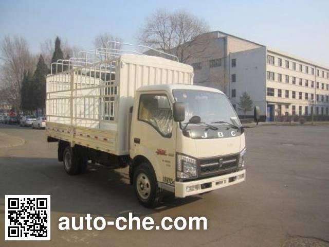 Jinbei SY5035CCYDZA-W2 грузовик с решетчатым тент-каркасом