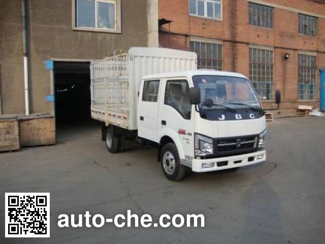 Jinbei SY5035CCYSZA-W2 stake truck