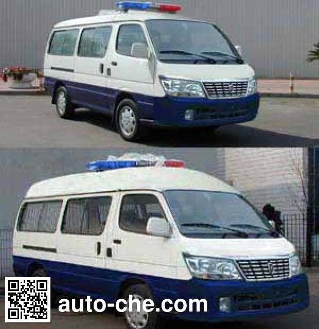 Jinbei SY5035XKC-R investigation team car