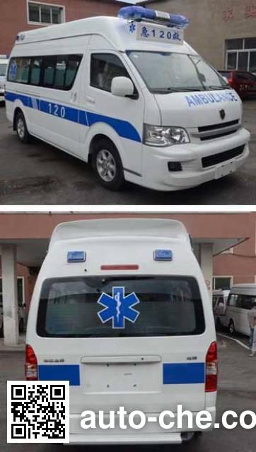 Jinbei SY5038XJHL-G2Z1BH ambulance