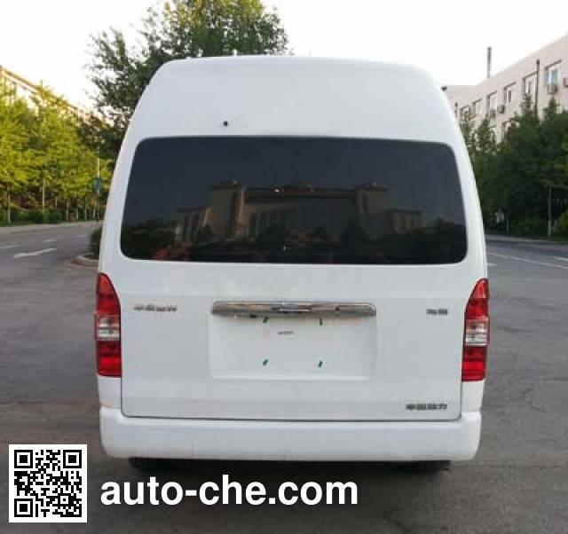 Jinbei SY5038XKCL-G9S1BH investigation team car