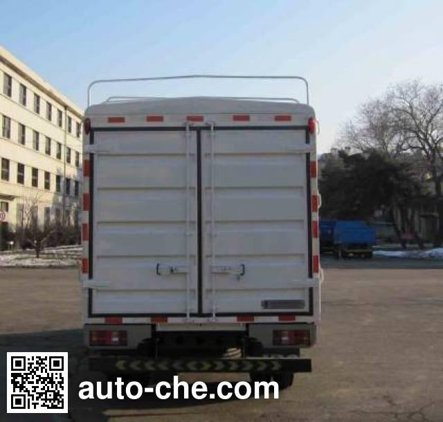 Jinbei SY5044CCYB-Z9 stake truck