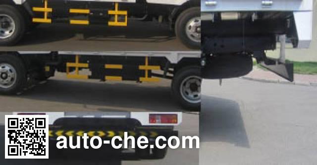 Jinbei SY5044CCYBQ-Z4 stake truck