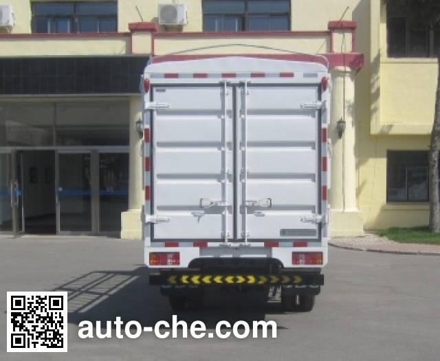 Jinbei SY5044CCYBQ-Z1 stake truck