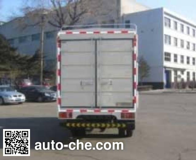 Jinbei SY5044CCYD-C4 stake truck