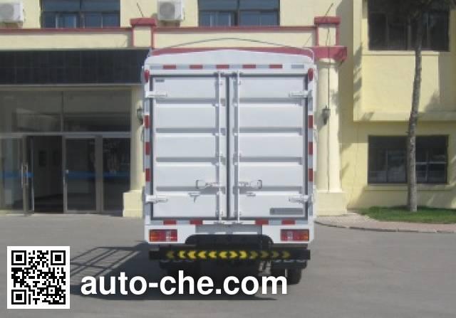 Jinbei SY5044CCYD-LR stake truck