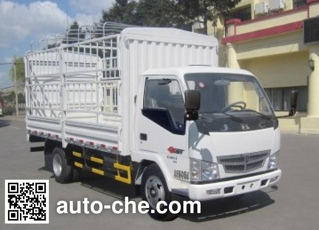 Jinbei SY5044CCYDL-AT stake truck