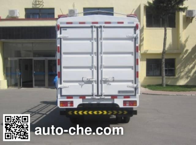 Jinbei SY5044CCYDQ-LN stake truck