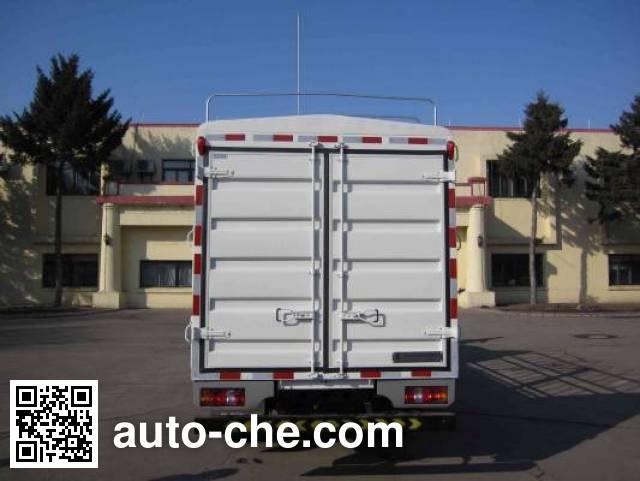 Jinbei SY5044CCYDQ3-V5 грузовик с решетчатым тент-каркасом
