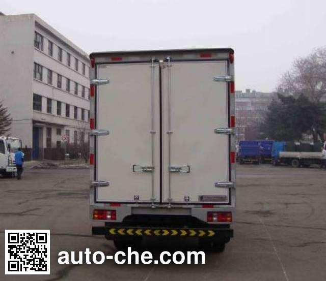 Jinbei SY5044XXYB-U1 box van truck
