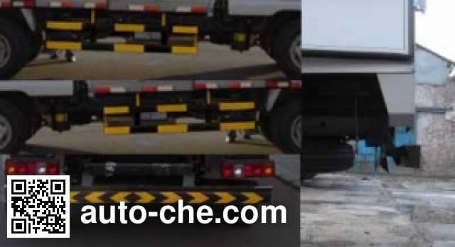 Jinbei SY5044XXYB-ZA box van truck