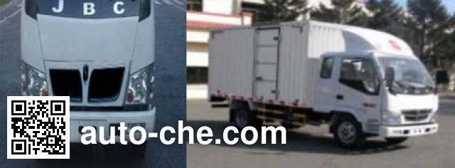 Jinbei SY5044XXYB1-AV box van truck