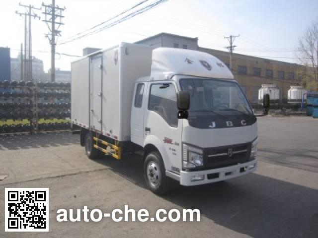 Jinbei SY5044XXYBQ1-LQ box van truck