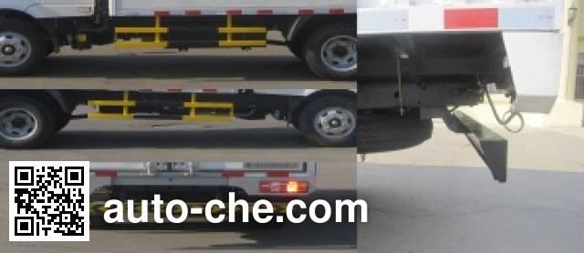 Jinbei SY5044XXYB-LM box van truck