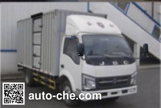 Jinbei SY5044XXYD-C4 box van truck