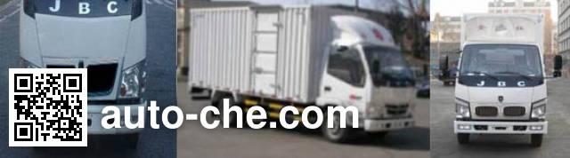 Jinbei SY5044XXYD-V5 box van truck