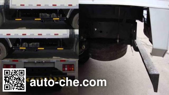 Jinbei SY5044XXYDQ3-V5 box van truck