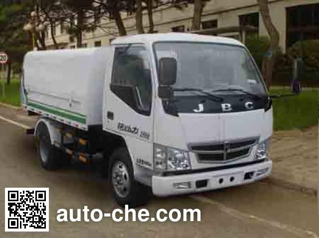 Jinbei SY5044ZLJDH1-MA dump garbage truck