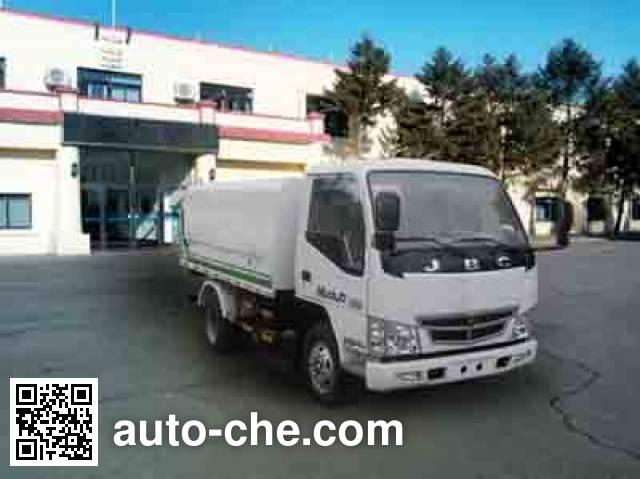 Jinbei SY5044ZLJDK2-LN dump garbage truck