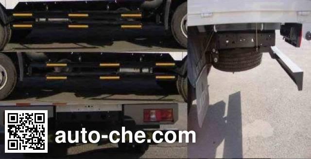 Jinbei SY5045CCYH-RF грузовик с решетчатым тент-каркасом