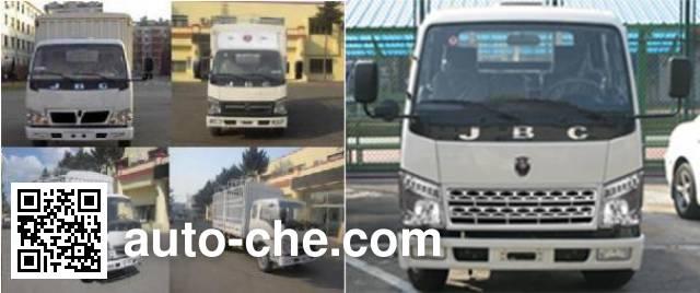 Jinbei SY5045CCYHZA-MC грузовик с решетчатым тент-каркасом
