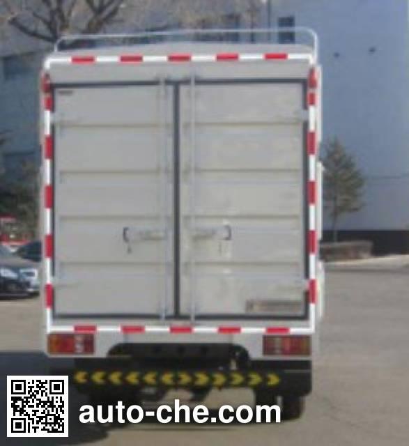 Jinbei SY5045CCYSL-LV грузовик с решетчатым тент-каркасом