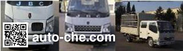 Jinbei SY5045CCYSL-LV stake truck
