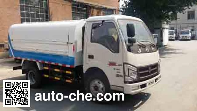 Jinbei SY5045ZLJDH-LU dump garbage truck