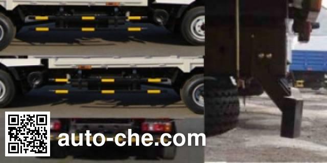 Jinbei SY5084CCYBVQ-ZB stake truck