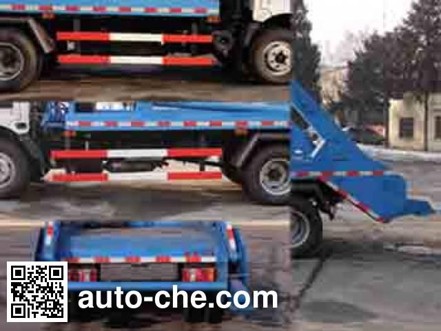 Jinbei SY5084ZBSDQ-V5 skip loader truck