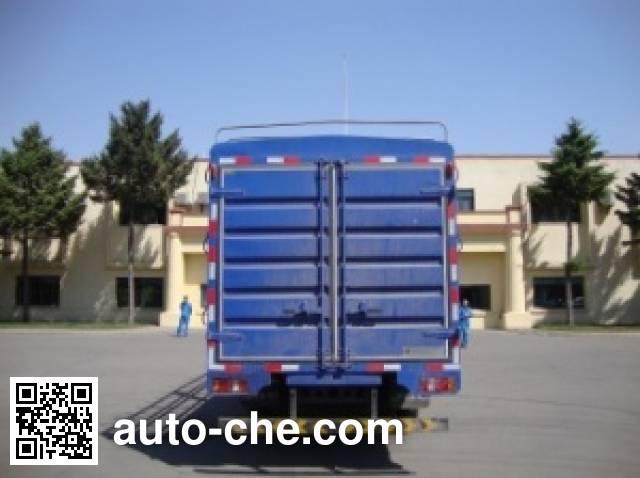 Jinbei SY5104CCYBARQ-RE грузовик с решетчатым тент-каркасом
