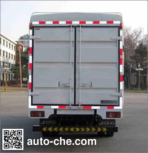 Jinbei SY5104CCYBCQ-RA stake truck