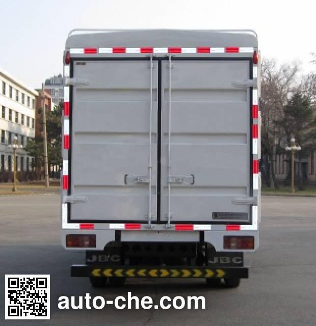 Jinbei SY5104CCYBYQ1-RA stake truck